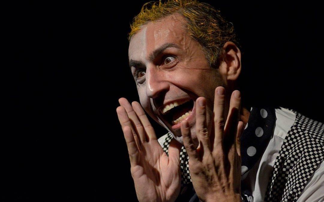 The Pantomimist – Amiran Shalikashvili Junior