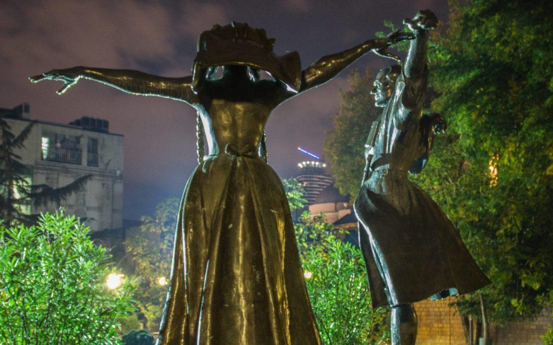 Georgian Dance – The Eternal Celebration